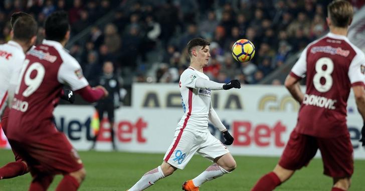 Liga 1: Programul etapei a 7-a play off/out
