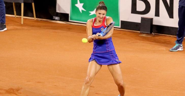 WTA Istanbul: Înfrângere în două seturi în semifinale