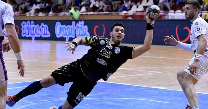 LNHM: CSM București câștigă decisivul din sferturi