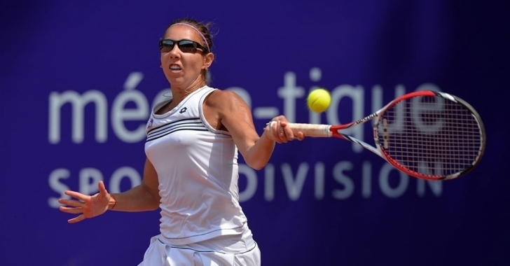 WTA Praga: Buzărnescu, semifinalistă la simplu, finalistă la dublu