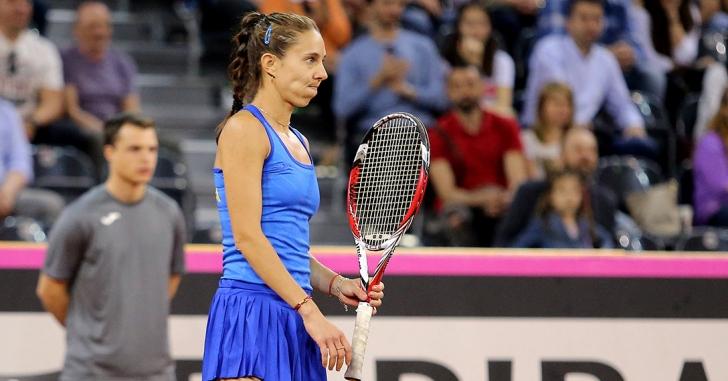 WTA Praga: Buzărnescu pierde finala în fața Kvitovei