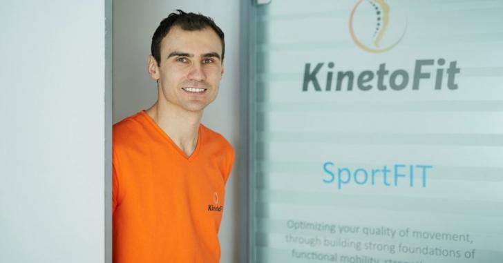 KinetoFit - O nouă destinație pentru kinetoterapie, sport și wellness s-a deschis în București