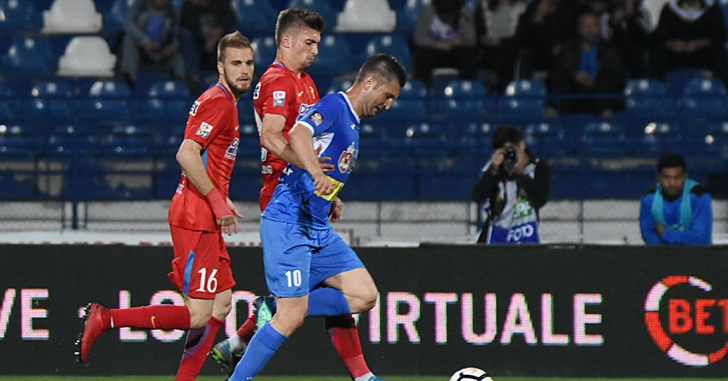 Liga 1: Prima înfrângere din play-off. Titlul se îndepărtează