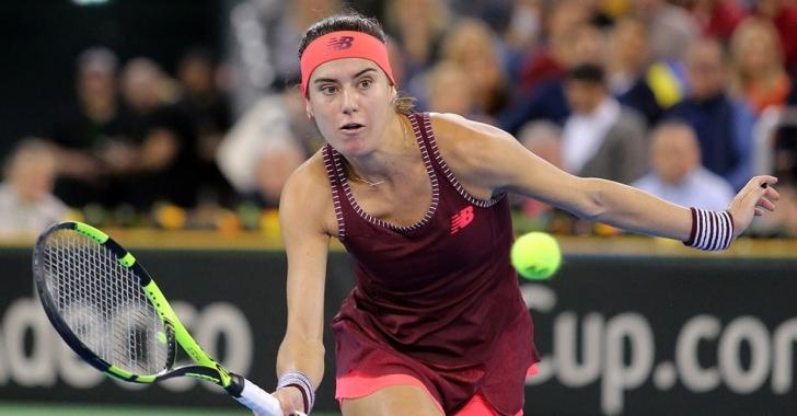 WTA Roma: Doar Cîrstea a câștigat astăzi
