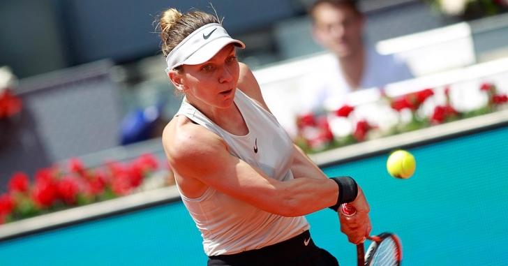 WTA Roma: Lecție de tenis de o oră