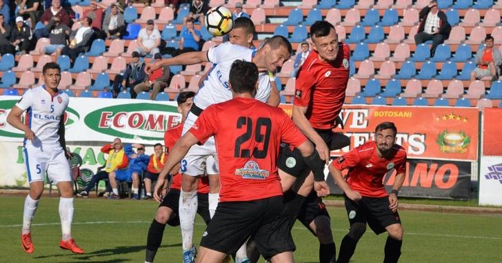"""Liga 1: Concordia dă lovitura în """"10"""""""