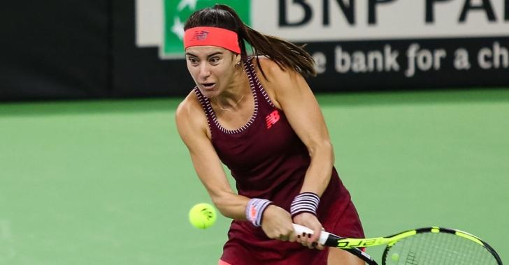 WTA Nürnberg: Victorie dramatică pentru Cîrstea