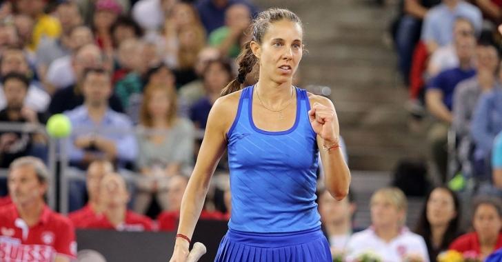 WTA Strasbourg: Buzărnescu speră la a treia finală în 2018