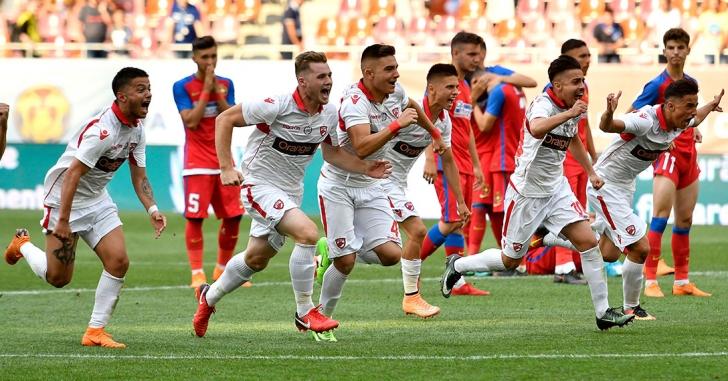 Cupa României U19: Dinamo câștigă dramatic la al 20-lea penalty