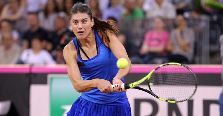 Roland Garros: Begu și Cîrstea obțin victorii în proba de dublu