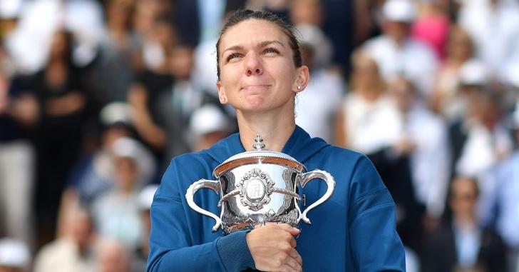 Roland Garros: Halep, regina zgurii pariziene
