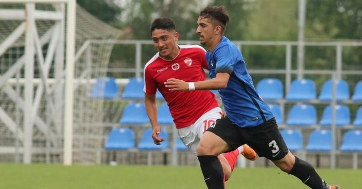 FC Viitorul a învins-o pe Dinamo în Supercupa României U19