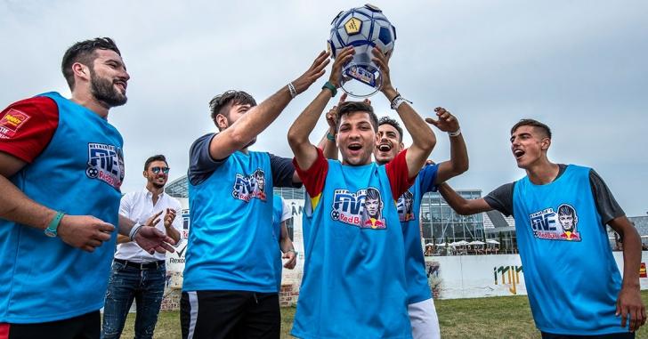 ABC United va reprezenta România la Finala Mondială Neymar Jr's Five