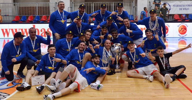 LNBM: CSM CSU Oradea câștigă al doilea titlu de campioană