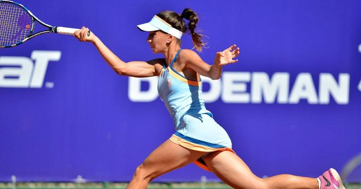 ITF Hodmezovasarhely: A doua finală de simplu a anului pentru Bara