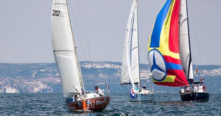 România și Bulgaria s-a înfruntat pe apă la Poseidon-Balchik International Regatta 2018