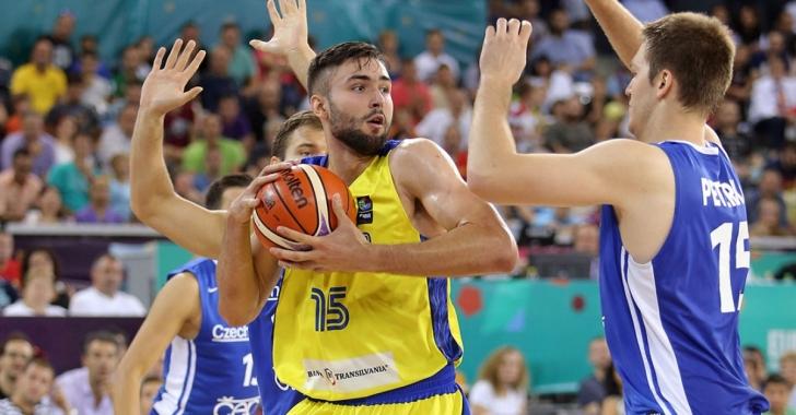 România se confruntă joi cu Olanda în FIBA World Cup 2019 European Qualifiers