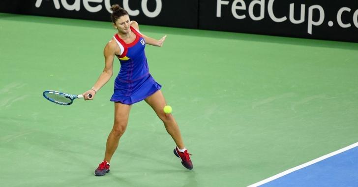 WTA Eastbourne: Begu și Buzărnescu, prima finală de dublu împreună