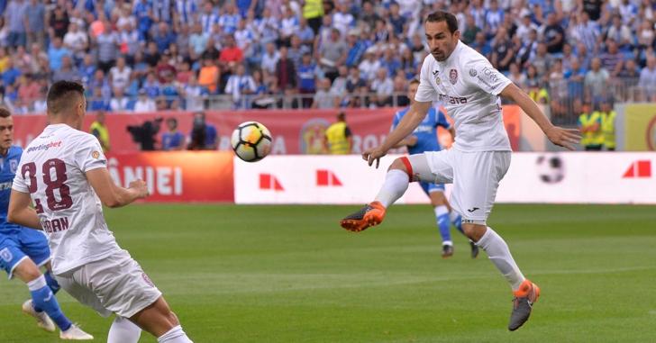 CFR Cluj câștigă Supercupa României
