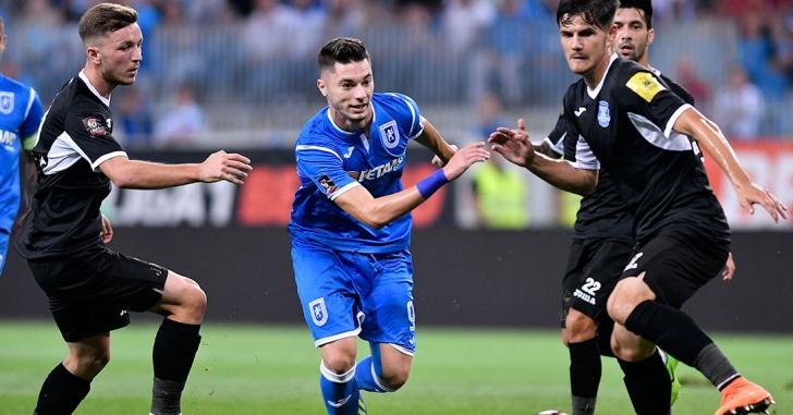 Liga 1: Primul meci nul se înregistrează la Craiova