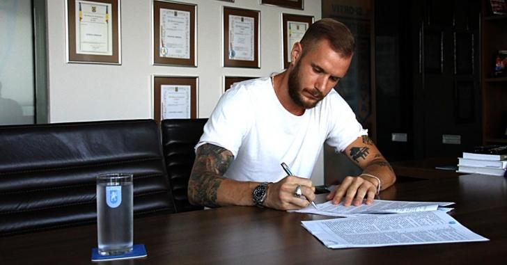 Mijlocașul Matteo Fedele a semnat cu Universitatea Craiova