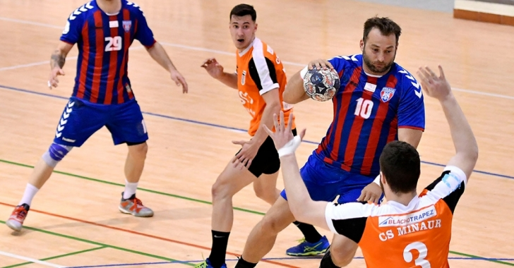 Steaua București joacă în SEHA League