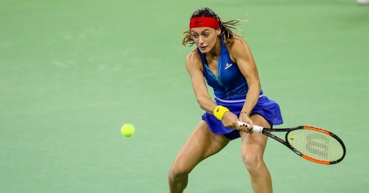 WTA Cincinnati: Fetele pierd în ambele competiții