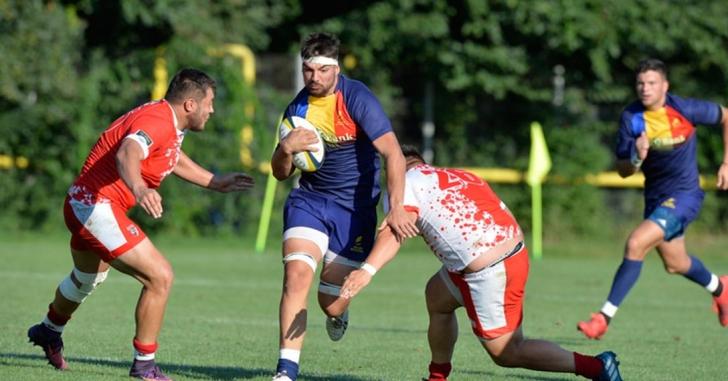 România U20 la World Rugby Trophy