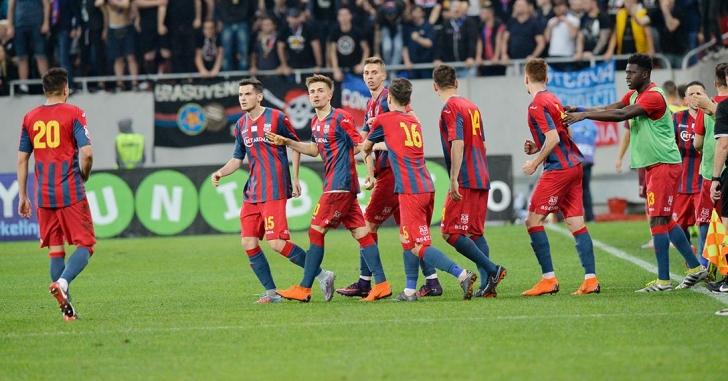 Steaua București, aproape de finalizarea pregătirilor pentru începerea Ligii a IV-a