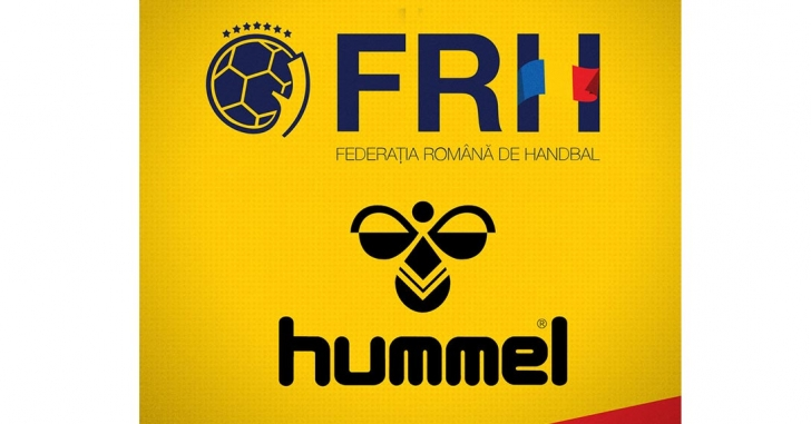 Federația Română de Handbal și hummel anunță un nou acord de sponsorizare