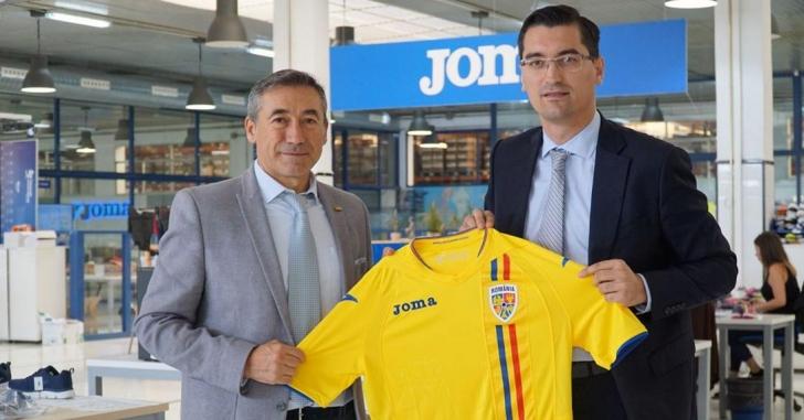 FRF și Joma au semnat un nou contract