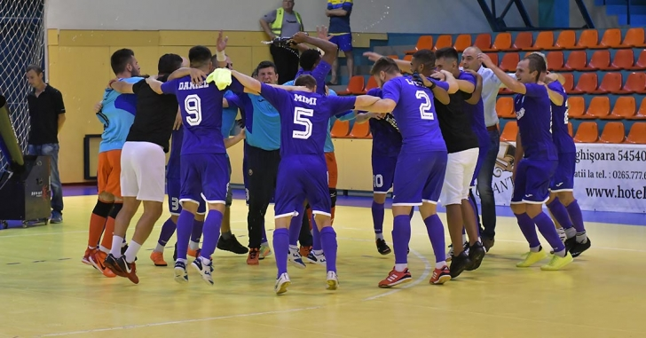 UEFA Champions League: Informatica Timişoara – Osmanlispor 9-2