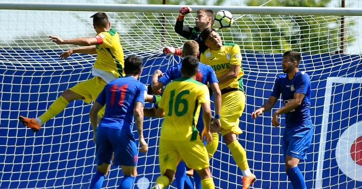 Liga 2: Trei penalty-uri și două goluri la Târgoviște