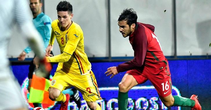 U21: Rezultat mare pentru tricolorii mici