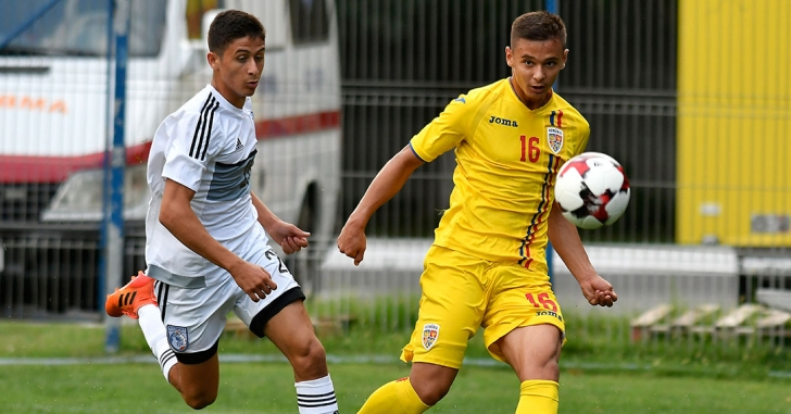 Victorie cu 2-1 pentru tricolorii U19 împotriva Ciprului