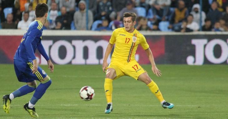 Naționala U21 va juca împotriva Țării Galilor la Cluj-Napoca
