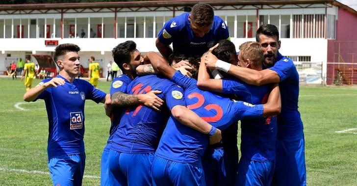 Liga 2: Sportul Snagov preia șefia