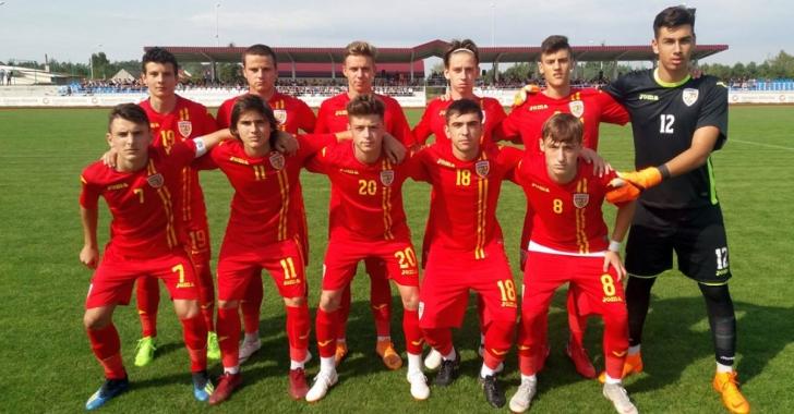 Lotul naționalei U17 pentru calificările la Campionatul European