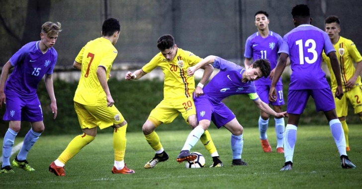 """Juniorii U16 joacă o """"dublă"""" amicală cu Turcia"""