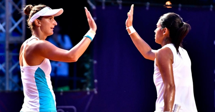 WTA Tashkent: Victorie doar la dublu