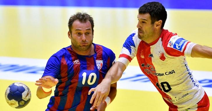 SEHA League: Antrenament cu rezervele lui Meshkov