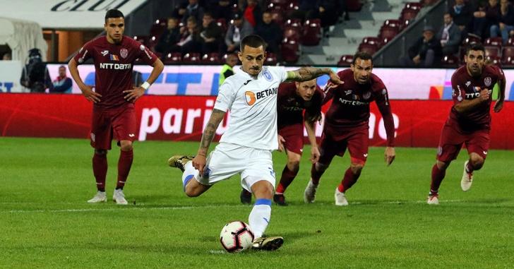 Liga 1: Mitriță dă cu piciorul victoriei în Gruia