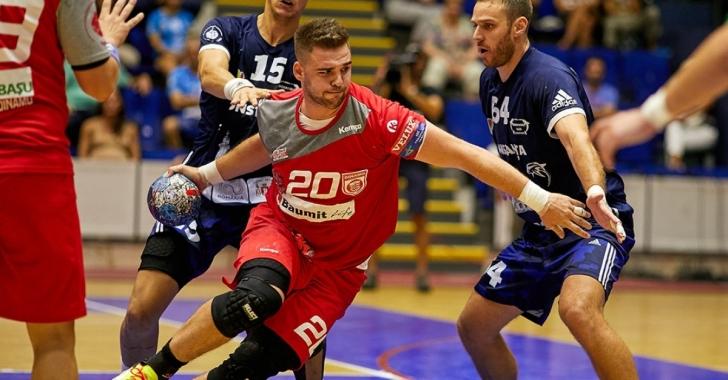 EHF CL: Prima victorie în deplasare pentru Dinamo