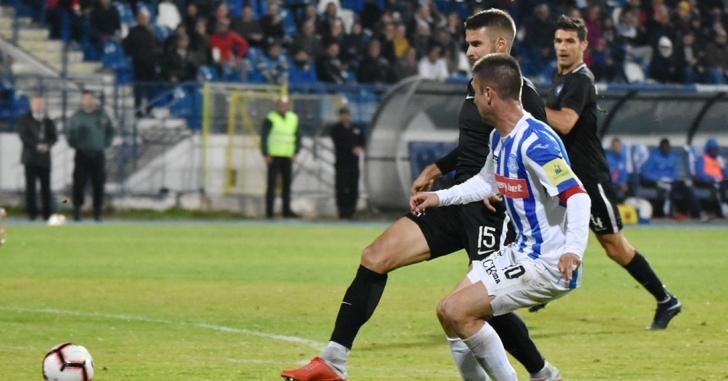 Liga 1: FC Viitorul rămâne neînvinsă la Iași