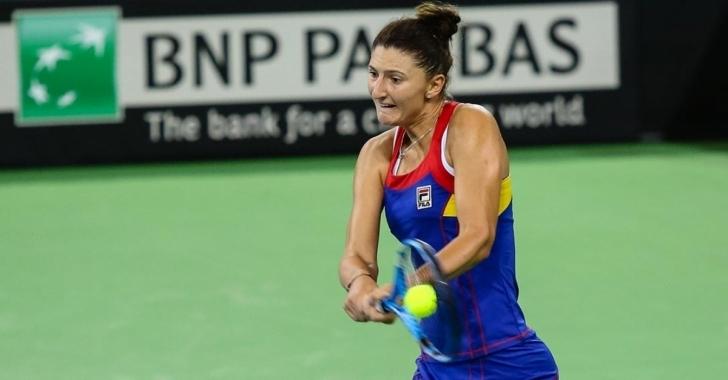 WTA Tianjin: Start promițător pentru Begu