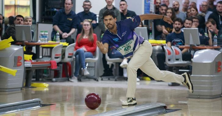 Grecul Georgios Stefanidis a câștigat cea de-a noua ediție a Turneului Internațional de Bowling din România