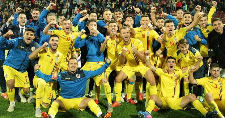 CE U21: Victorie cu Țara Galilor. Calificarea, o formalitate!