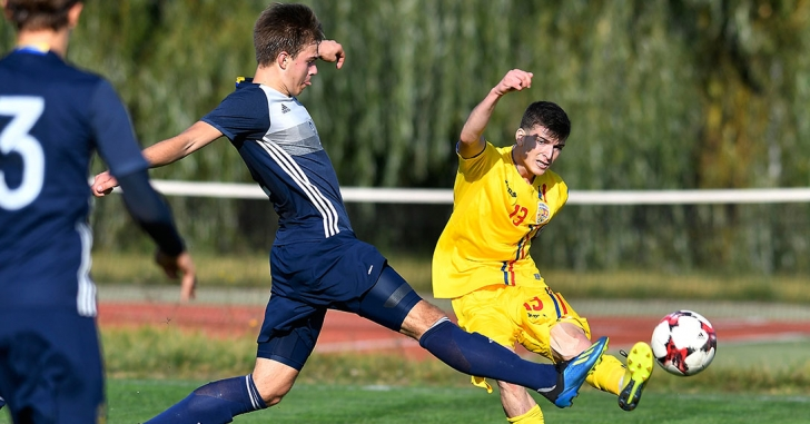 Victorie dublă cu Suedia pentru naționala U19