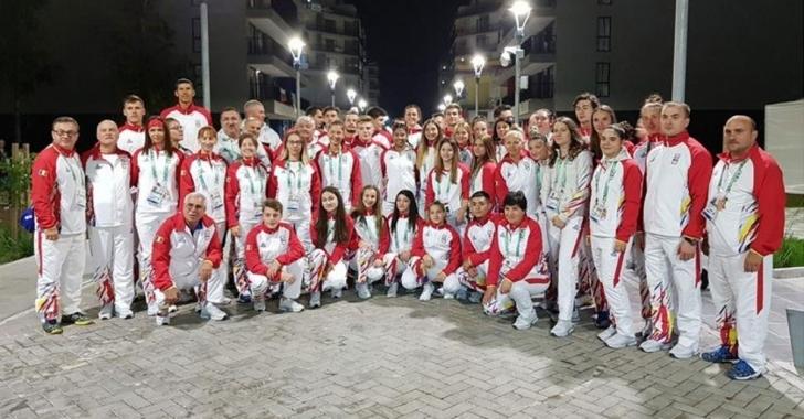 Rezultatele sportivilor români în Ziua 9 a JOT Buenos Aires 2018