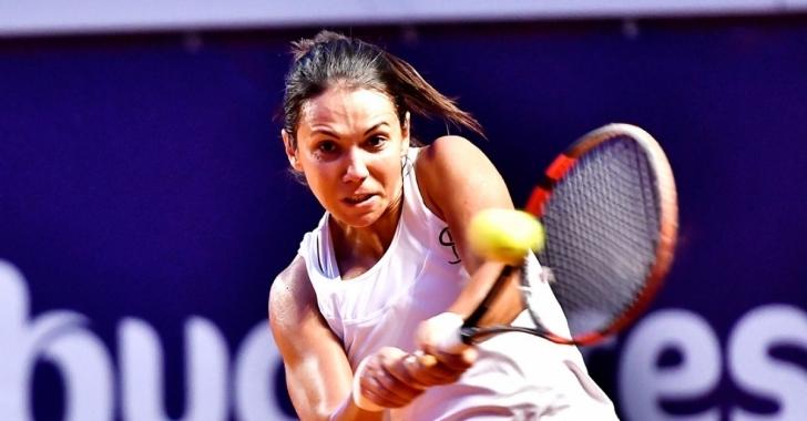 WTA Moscova: A treia finală a anului pentru Olaru